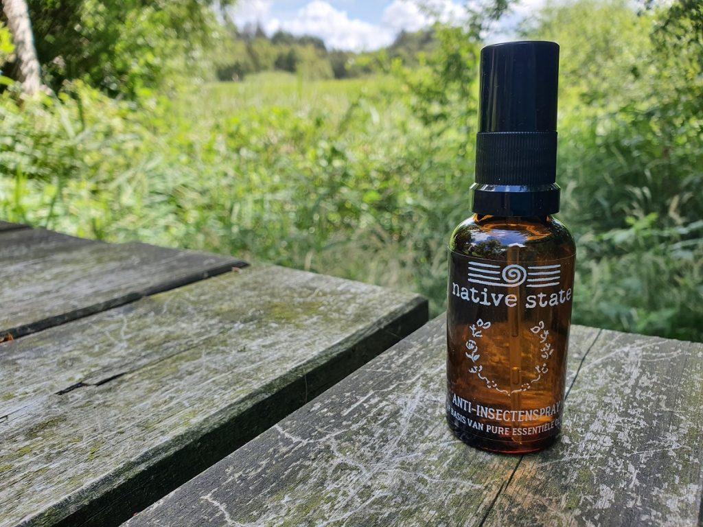 natuurlijke insectenspray