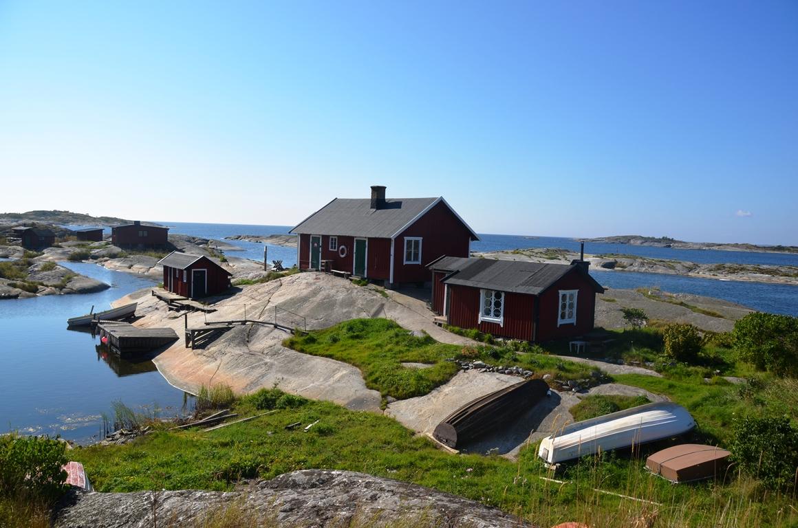 stockholm archipel huvudskar