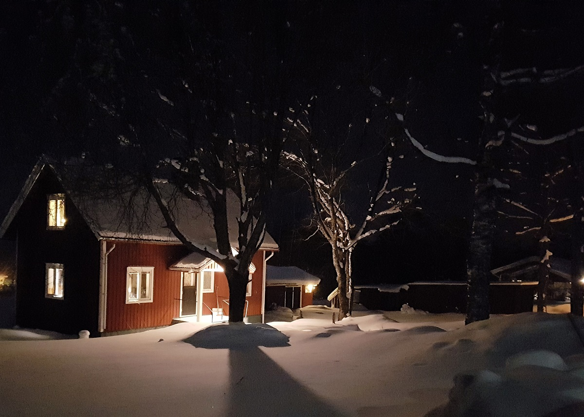wintersport safsen resort fredriksberg