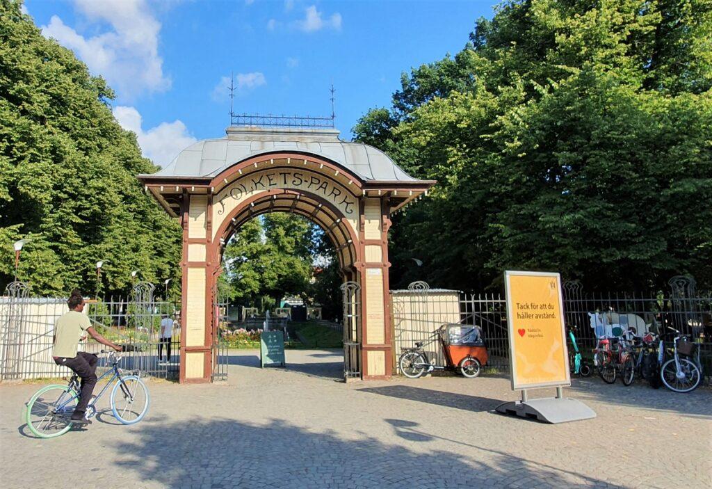 park in Malmo