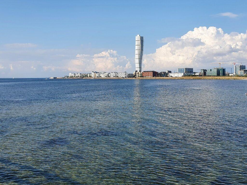 Turning Torso in Zweden