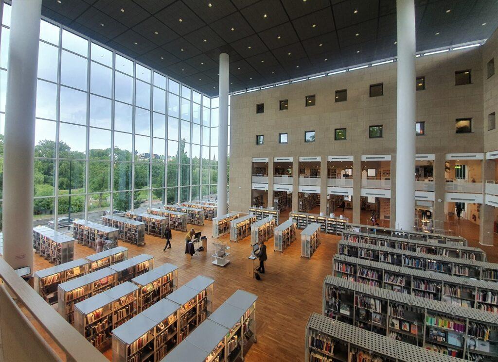bibliotheek Malmo
